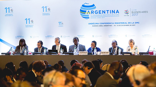 11th WTO Ministerial Conference in Buenos Aires