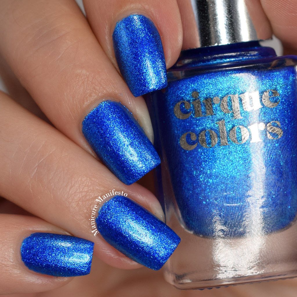 Cirque Clink swatch