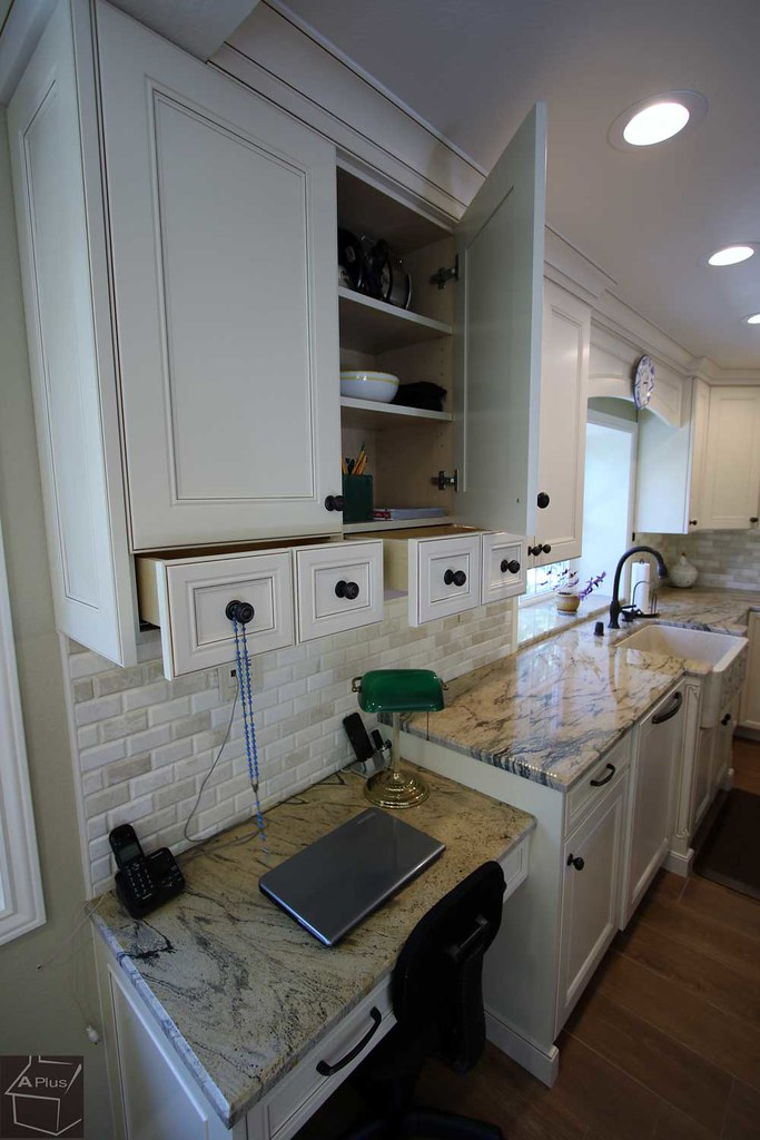 ... Orange Kitchen Remodel With Custom Cabinets That We Have Completed In  The City Of Irvine, Orange