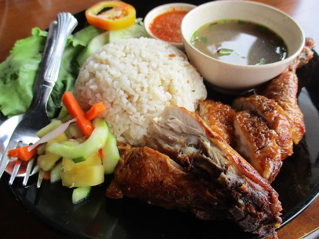 Warong Cafe nasi ayam 1