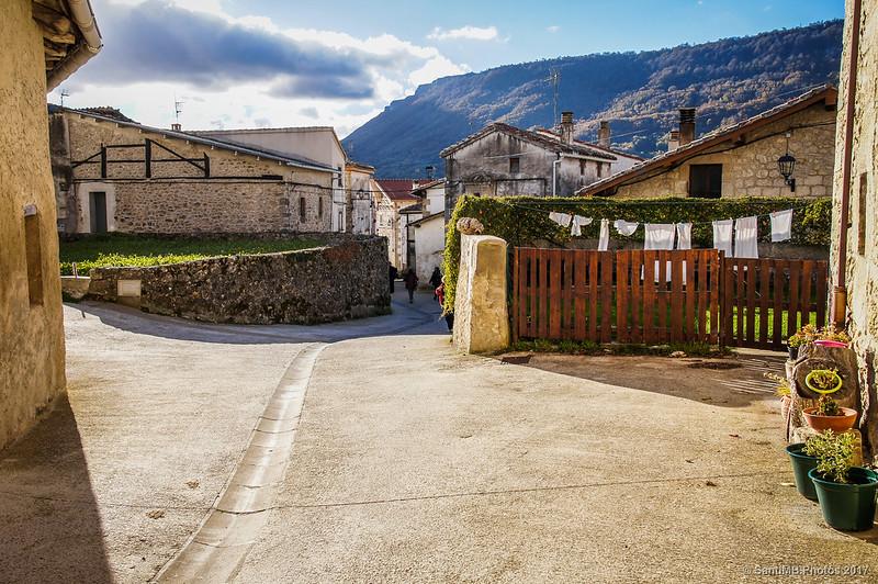 Calles de Baquedano