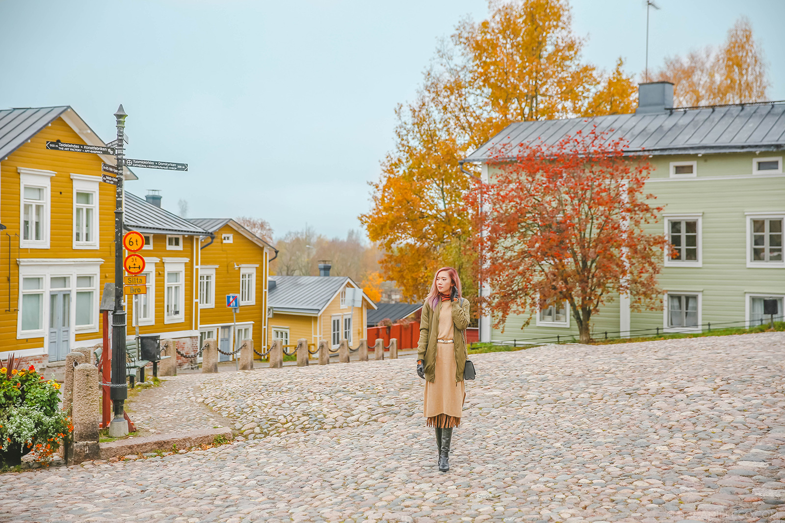 Porvoo Finland By Camille Co