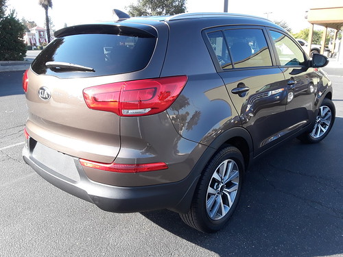 Love My New 2015 Kia Sportage SUV #carmax | by TROY SR.