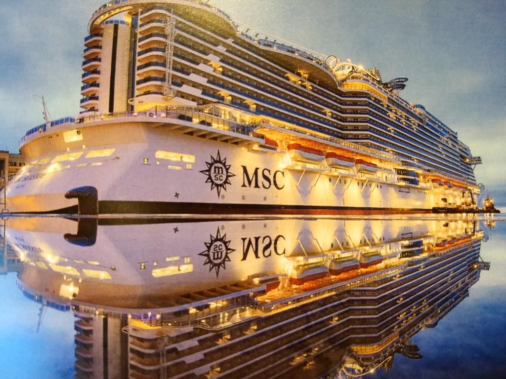 MSC Seaside: Italian Line's Newest Ship Has People Talking ...