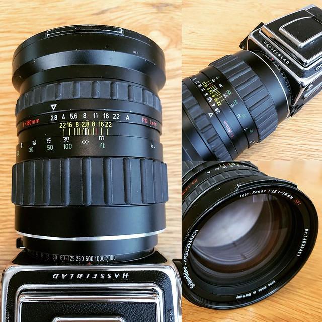 Rollei HFT 180mm f2.8 的富士色彩