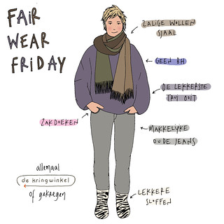 fair wear friday | by Mme Zsazsa