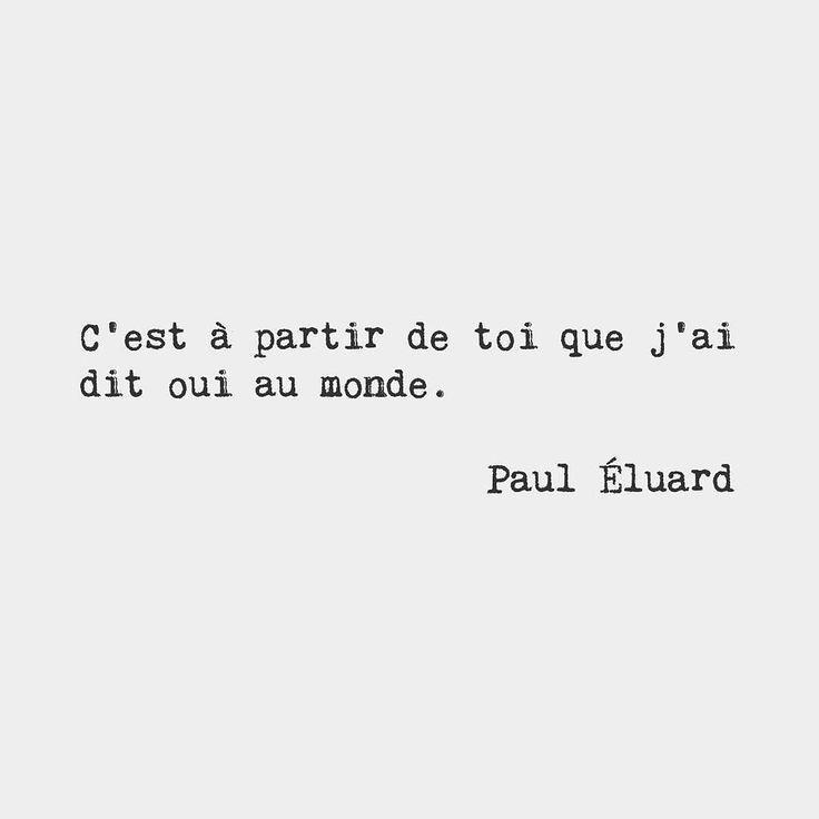 Citation Regard Amour