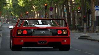 Gran Turismo Sport - Ferrari F40 (N500)