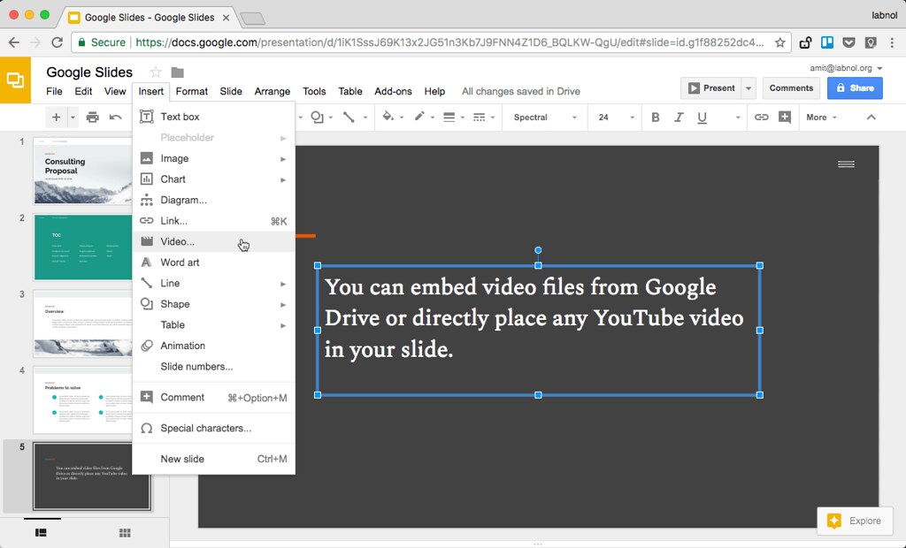 how to embed music in your google slides presentation flickr