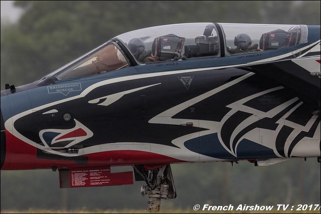 Italian Tornado IDS 311 Gruppo Volo - Italian Air Force A200- Tornado , Royal International Air Tattoo 2017 , Air Tattoo – RIAT 2017 , Fairford , UK Airshow Review 2017 , Meeting Aerien 2017