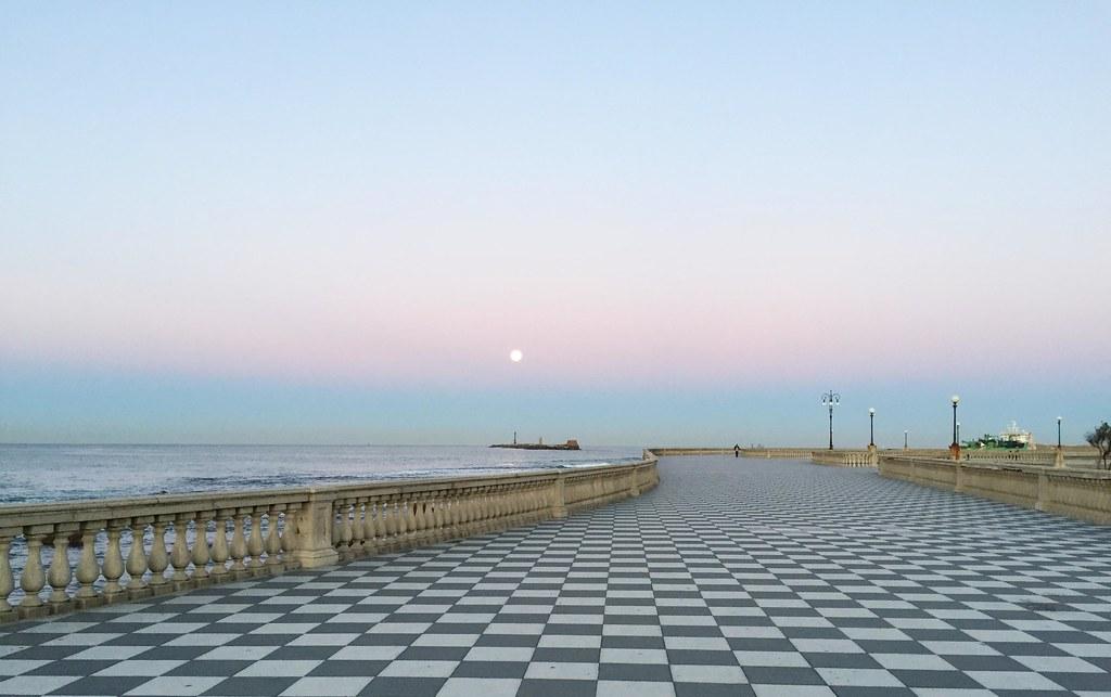 Terrazza Mascagni | Livorno, Italy | tuna bites | Flickr