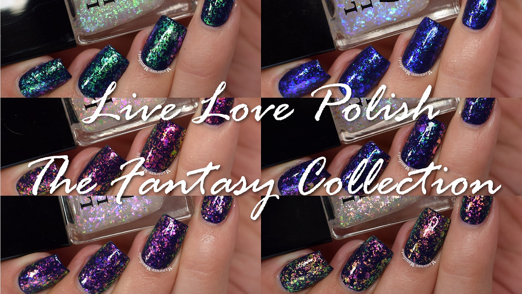 Live Love Polish Fantasy Collection