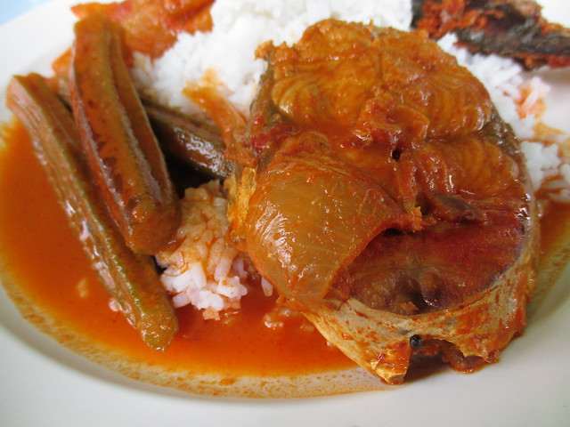 Sri Pelita fish curry