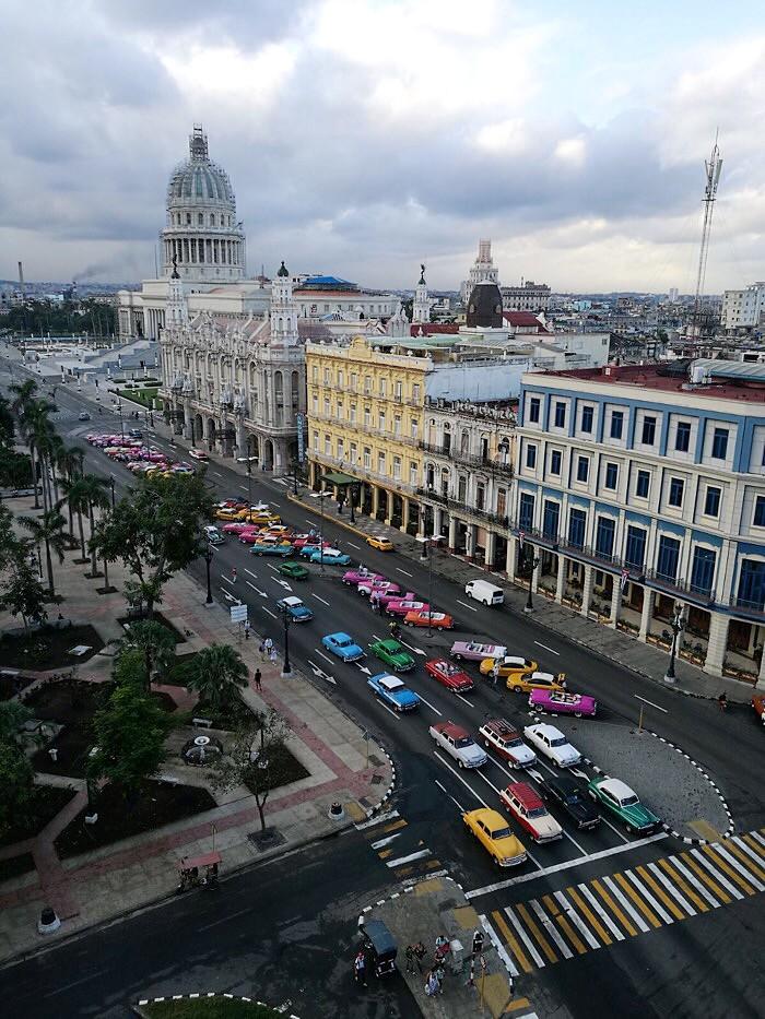 Kuuba autot