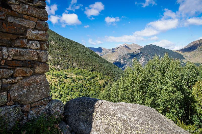 Vistas desde la ermita de Sant Quirc de Taüll