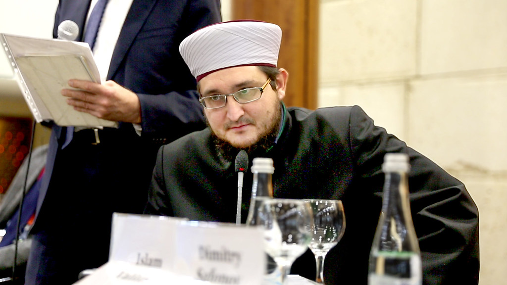 Islam Valitov, Representative of the Mufti of Moscow, Albir hazrat Kraganov