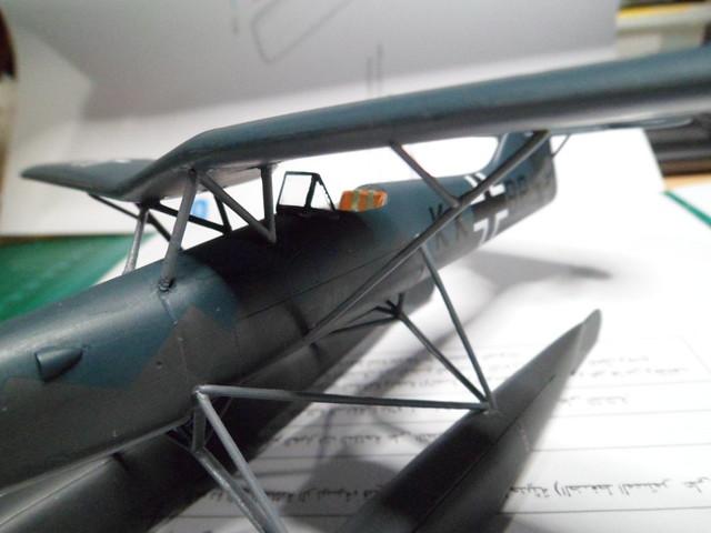 Pas-à-pas : Arado 231 v1 [MPM 1/48] - Page 4 26156588148_1fae2224cc_z