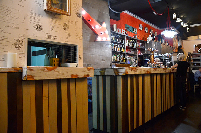 Cocina Urbana, Santa Cruz