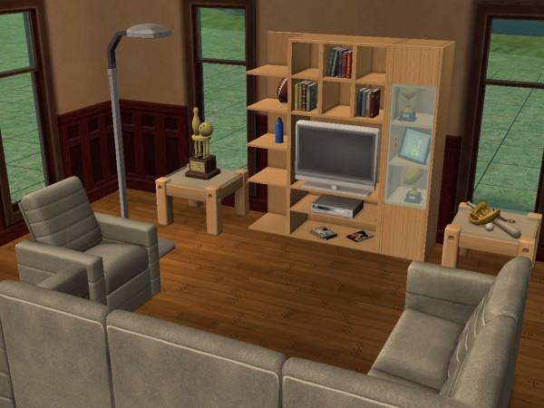 The Sims 2 Apartment Life Apartman Hayatı Social Groups Sosyal Gruplar Jocks