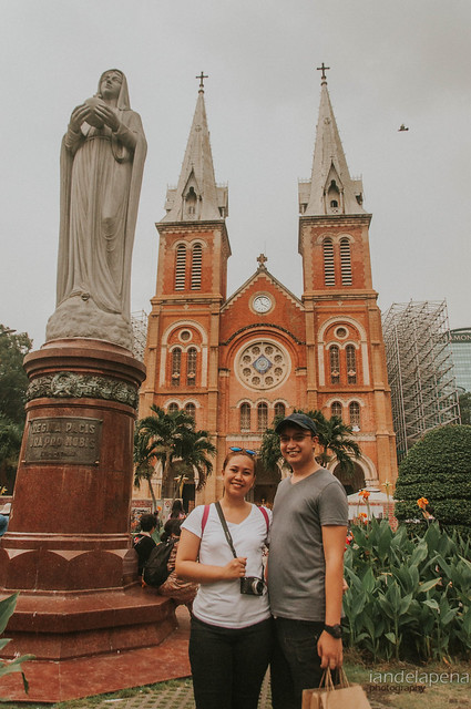 Ho Chi Minh City Walking Tour