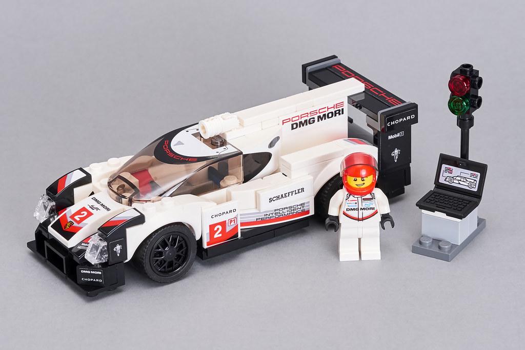 LEGO® 75887 Speed Champions Porsche 919 Hybrid  2018