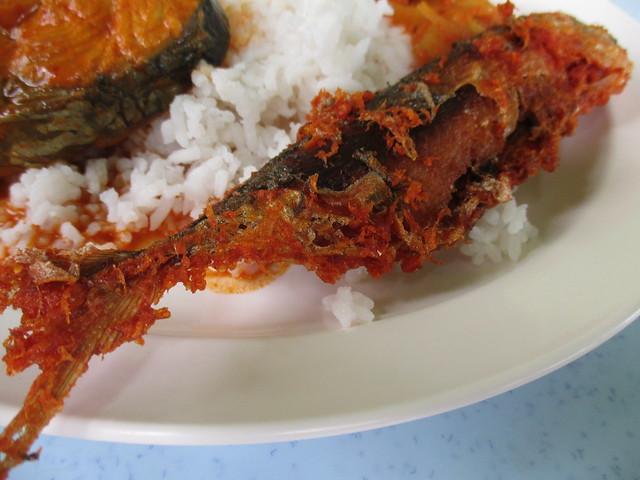 Sri Pelita fried fish
