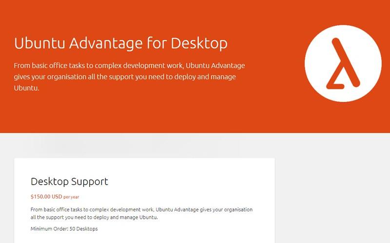 Ubuntu для предприятий. Сколько стоит Linux для офиса