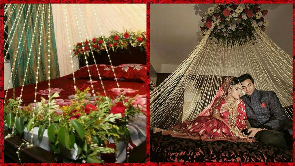 Top 30 Romentic Marriage Night Room Decoration Ideaslove Flickr