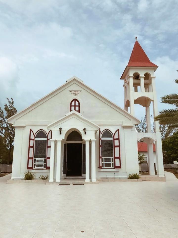 Grand Turk church