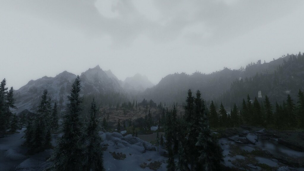 Grey Winter | Machok Skyrim | Flickr