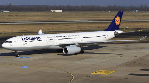 D-AIKB A330-343 Lufthansa (Shark Skin Technology for green efficiency titles) | by Mark Remmel