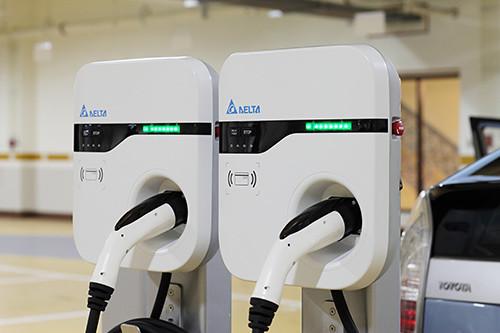 台達AC交流充電器