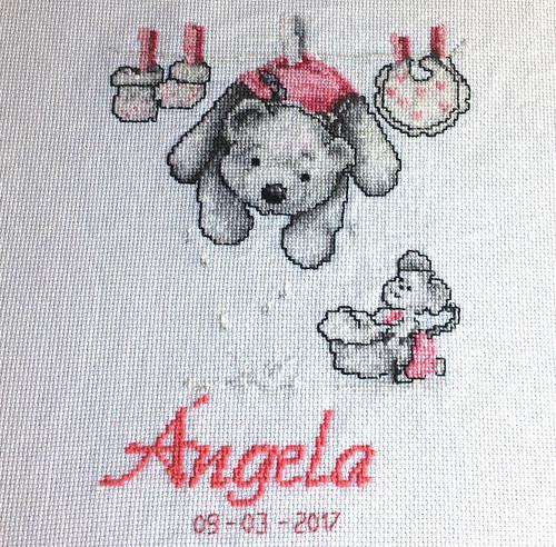 Un osito para Ángela