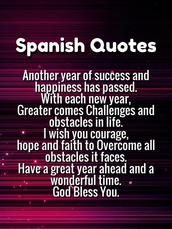 Happy New Year 2018 Quotes Inspirational Quotes In Spani Flickr