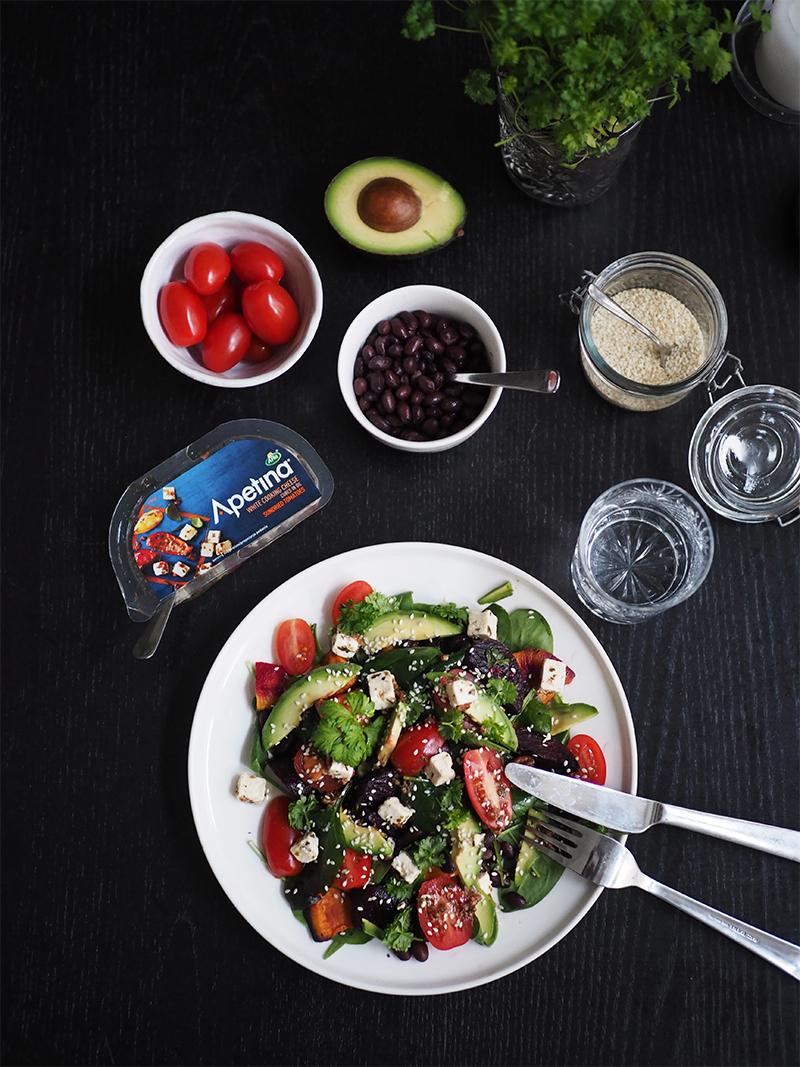 Arla Apetina salaattijuusto