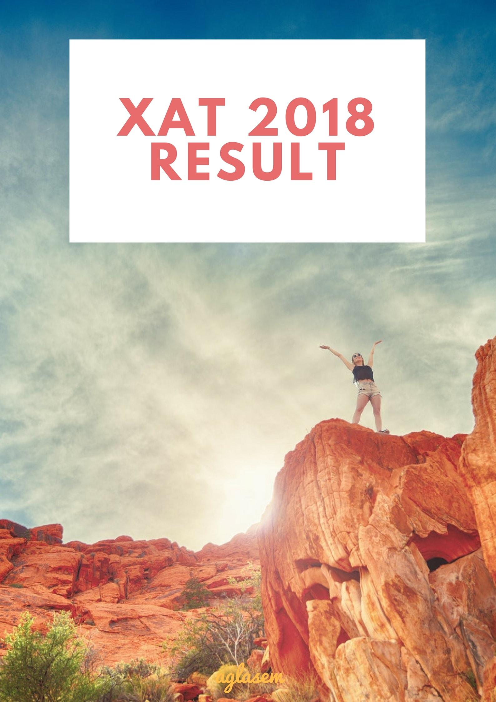 XAT 2018 Result