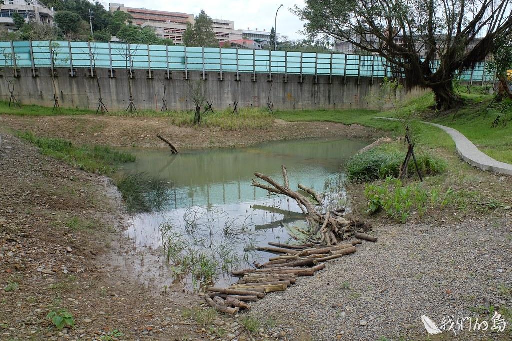 940-1-11將占地3.98公頃的永春陂營區,改造成台北市第一個都會濕地公園,是市政府的新嘗試。