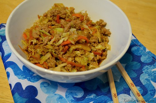Egg Roll in a Bowl | by katesrecipebox