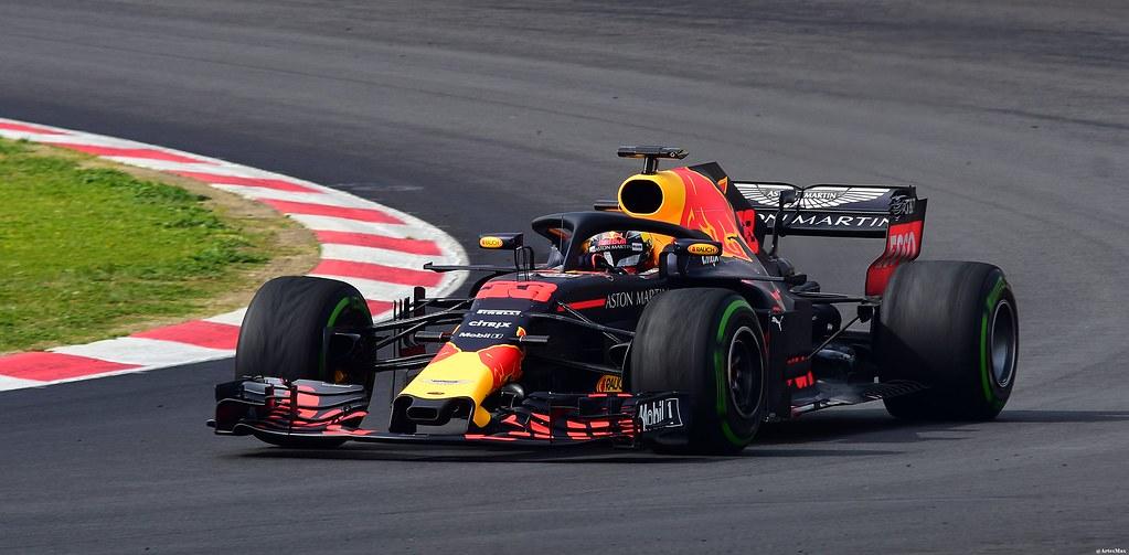 New Aston Martin >> Red Bull RB14 / Max Verstappen / Aston Martin Red Bull Rac… | Flickr