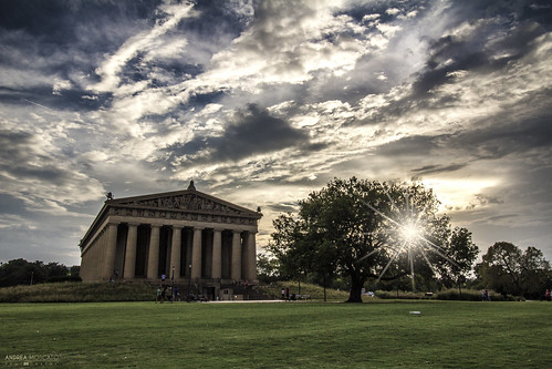 The Parthenon in Centennial Park - Nashville (Tennessee) | by Andrea Moscato