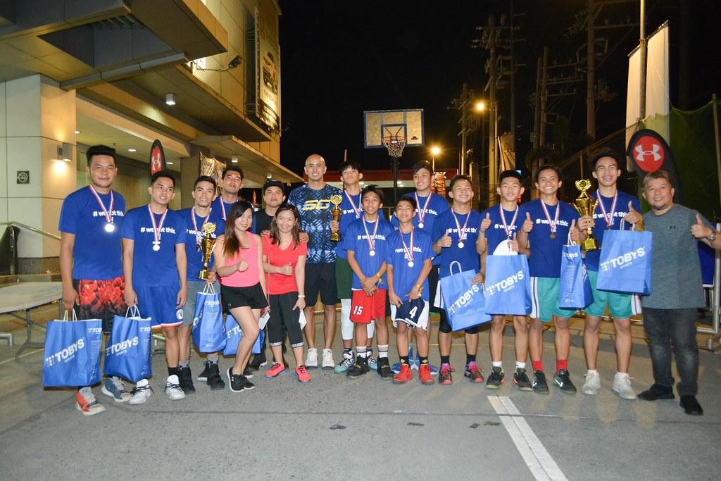 Winners for basketball 3x3 are, UNDER 18 GRAND WINNER TEAM NAME:MAMBA ARMY, BENARD VILLALOBOS JR. ,ERRON KARL DELA CRUZ, OLIVER VESTRY COYOCA , JULES JASPER VILLANUEVA, UNDER 14 GRAND WINNERTEAM NAME: ST. EDWARD SCHOOL, MANUEL ANTONIO LUIS R. PABLO, JOSAN JOHANNE FLOW C.TOMAROY, DIRK JUSTINE N. DERONIMO, JOHN RUPERT MARQUEZ , and for OPEN GRAND WINNER TEAM NAME:OZAMIS ,JUNDY SALUTILLO, ALVIN JOEVES, JOSHUA LEVI C. CRUZ, and EUGENE CRIS TORTOR.