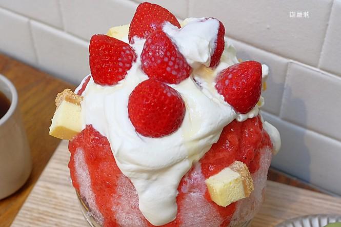 24786877447 bbe0d5f0bf b - 台中西區 | 冰田ガリガリ。巷弄裡的文青風冰店,菜單上沒有的隱藏版,草莓起司刨冰、卡士達草莓司康,每限限量、晚來就吃不到!