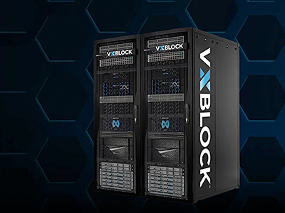 The VxBlock System 1000 expands the converged infrastructure portfolio of Dell EMC.