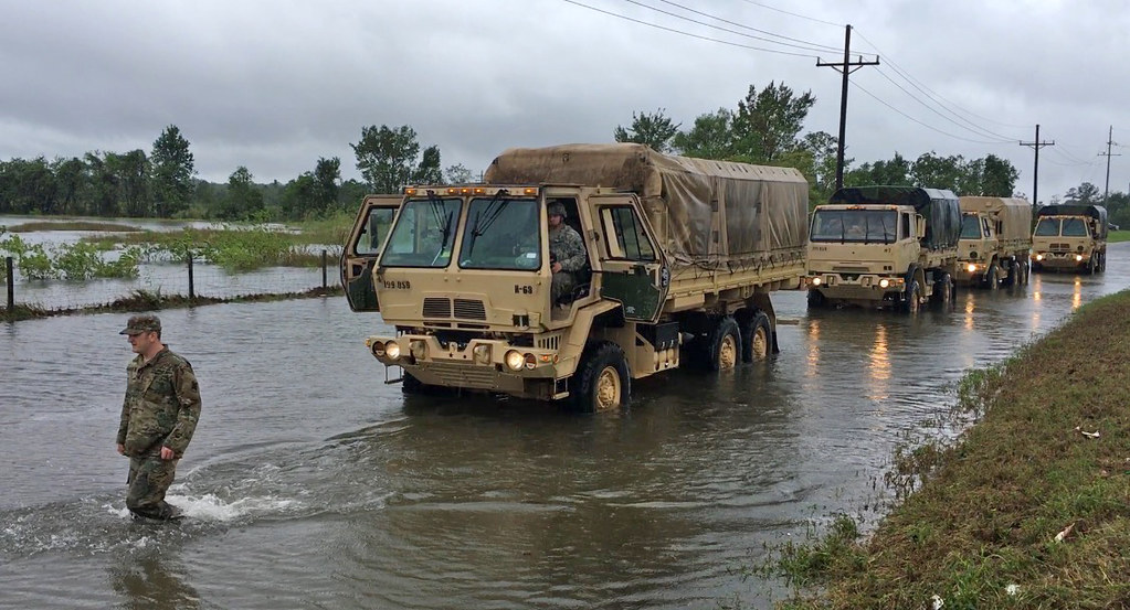 Louisiana National Guard(CC BY 2.0)