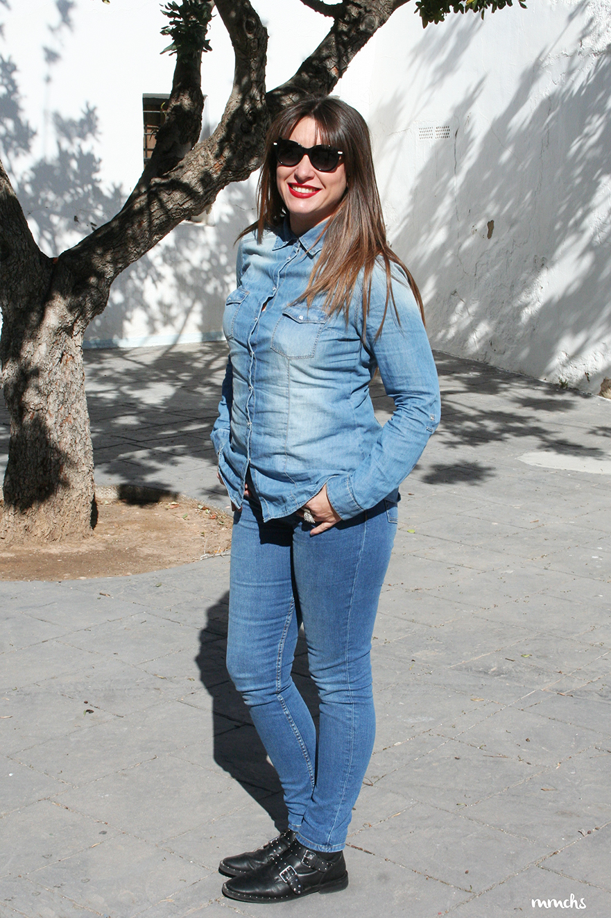 look vaquero bloguera
