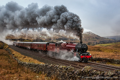 45699 Galatea powering to Aisgill Summit | by Splendid What