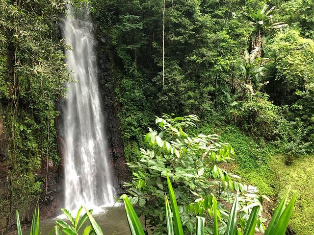 Cascada de Sao Nicolau (Isla de Santo Tomé en Santo Tomé y Príncipe)