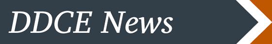 DDCE News