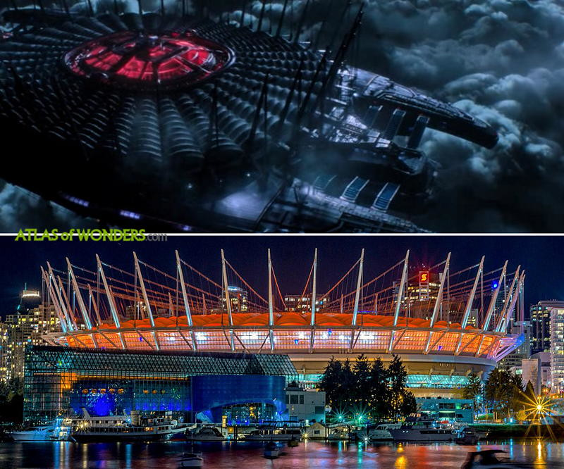 Altered Carbon Vancouver