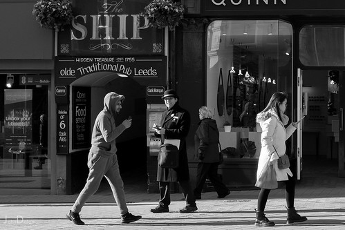 olde and new | leeds | by John FotoHouse